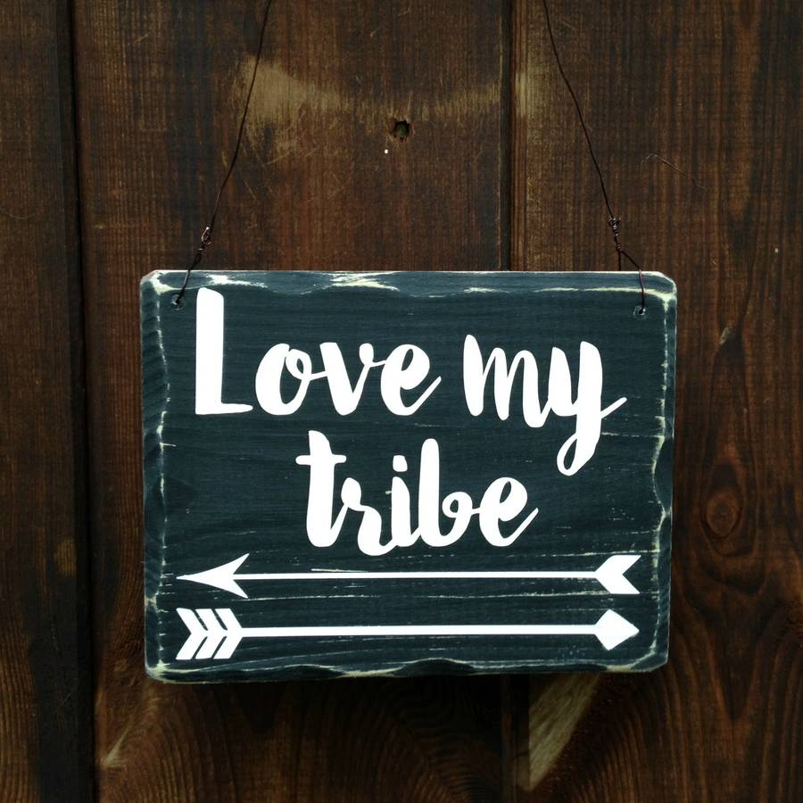 My Tribe Life Is A Beautiful Ride